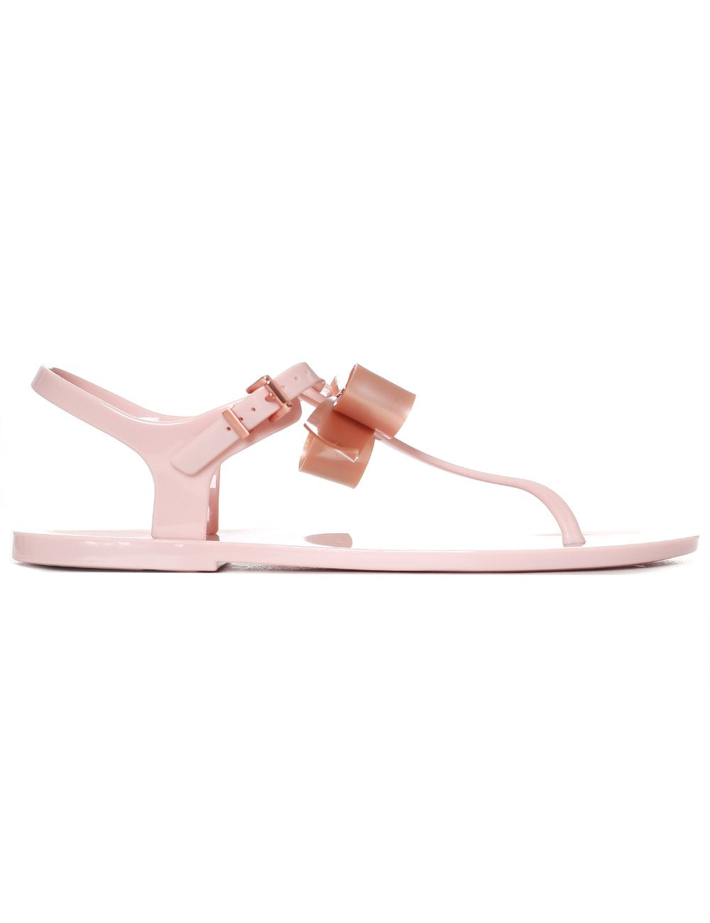 ead1e0a40 Ted Baker Women s Teiya Bow Detail Jelly Sandals