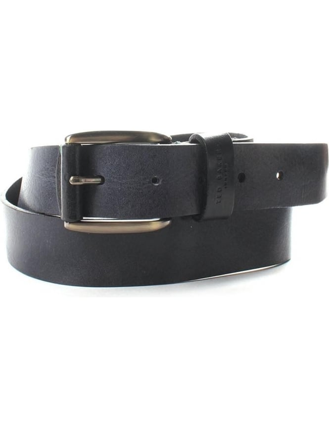 Ted Baker Textured Leather Men's Belt