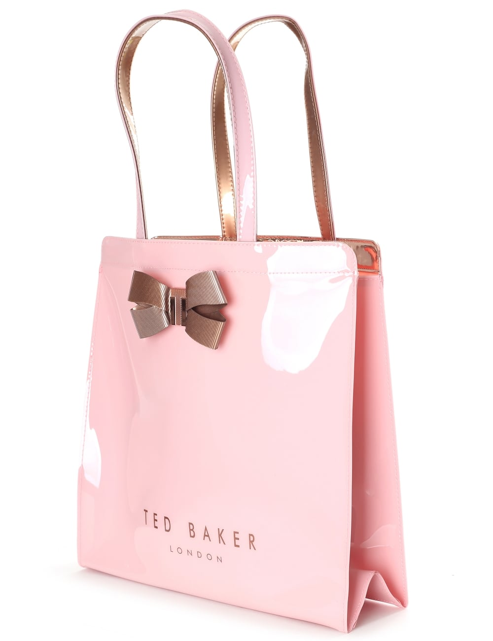 239da46454d9 Ted baker vallcon womens bow detail large icon bag jpg 1000x1300 Ted baker  bag