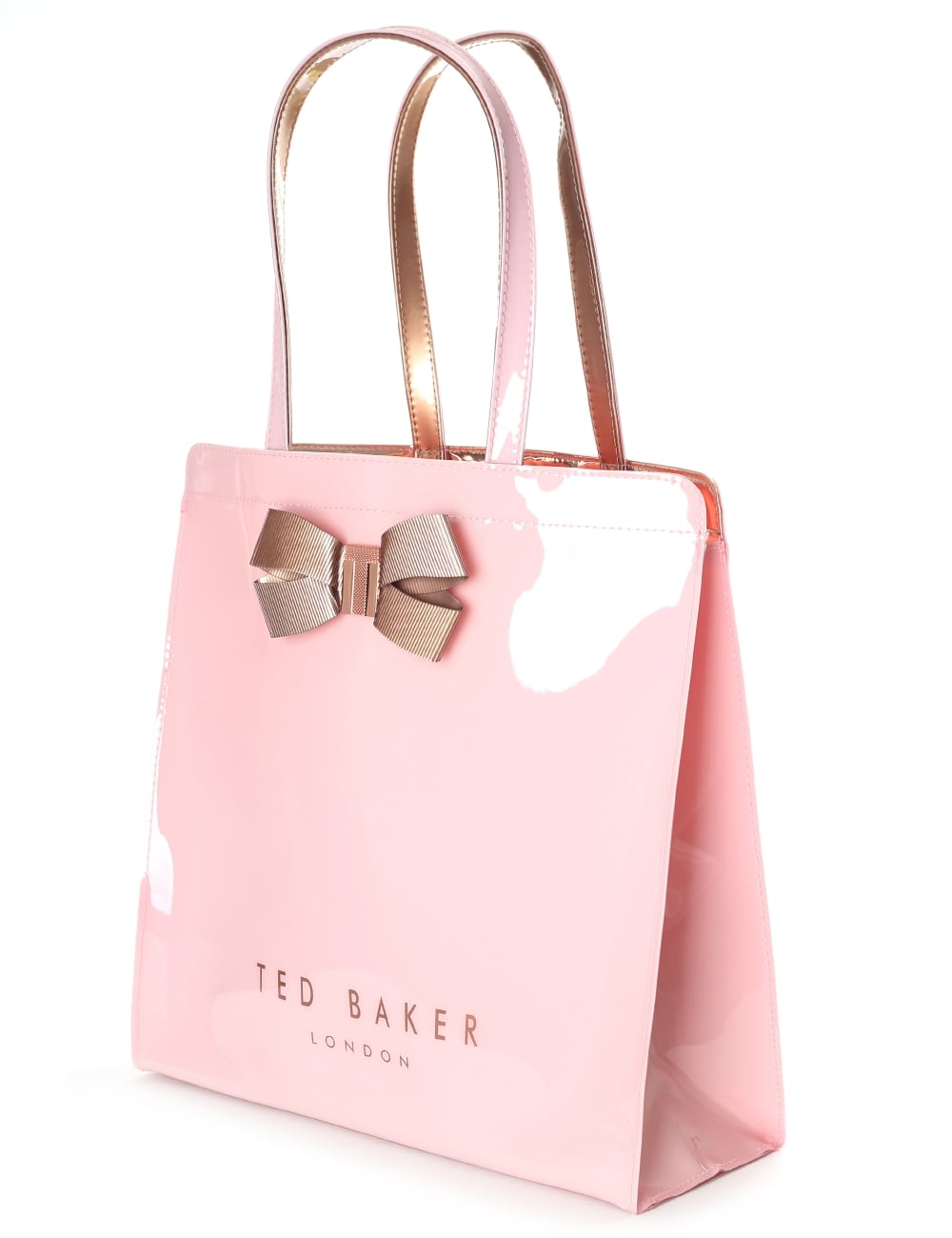bb48feeb3c26 Ted Baker Vallcon Women s Bow Detail Large Icon Bag
