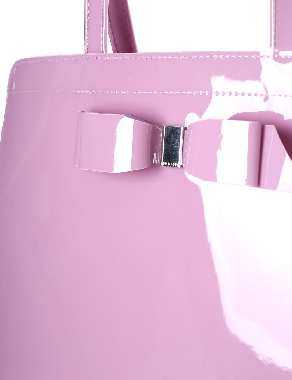 bd3298de019 Ted Baker Women s Almacon Bow Detail Large Icon Bag