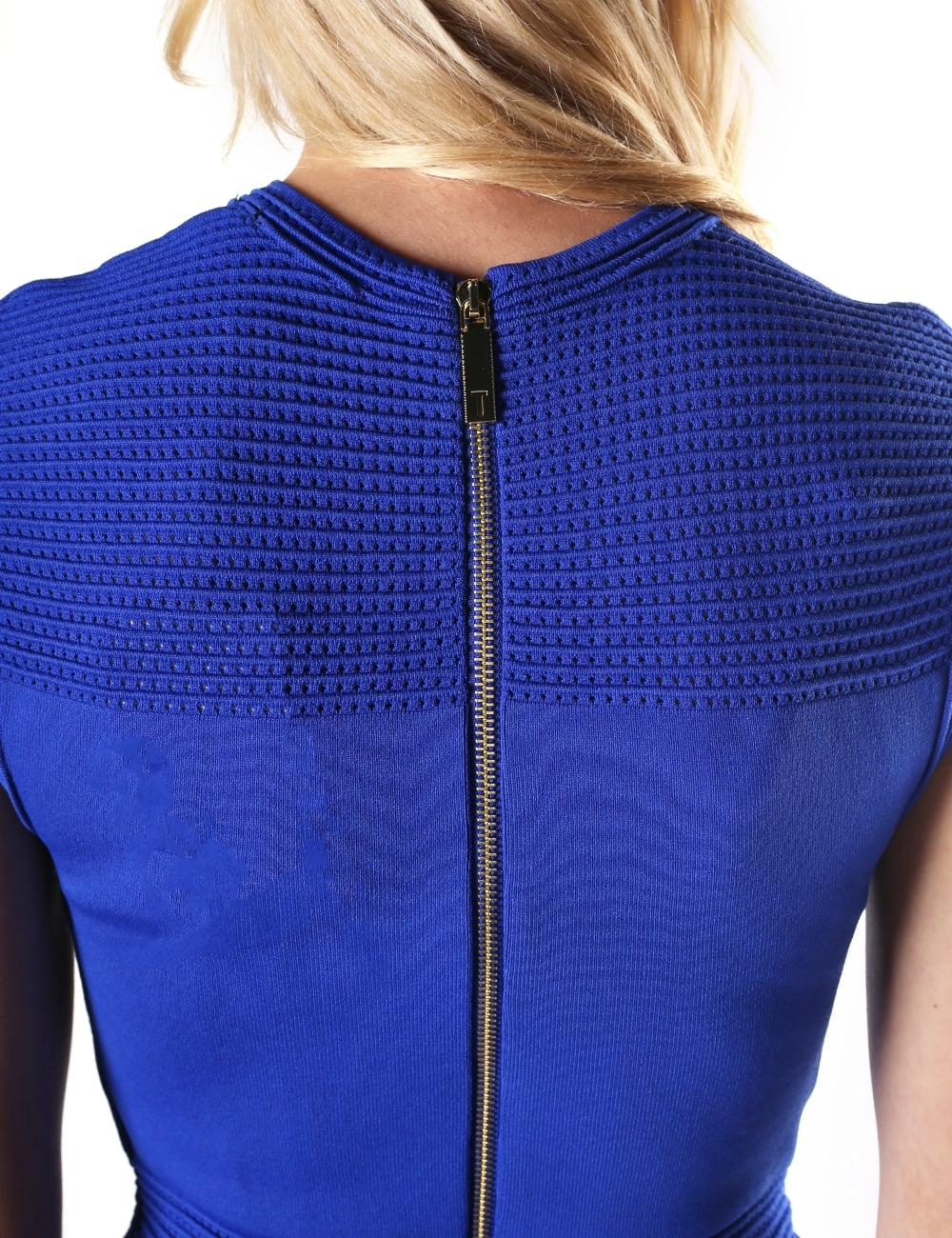 791b7ade368ef Ted Baker Women s Aurbray Knitted Skater Dress