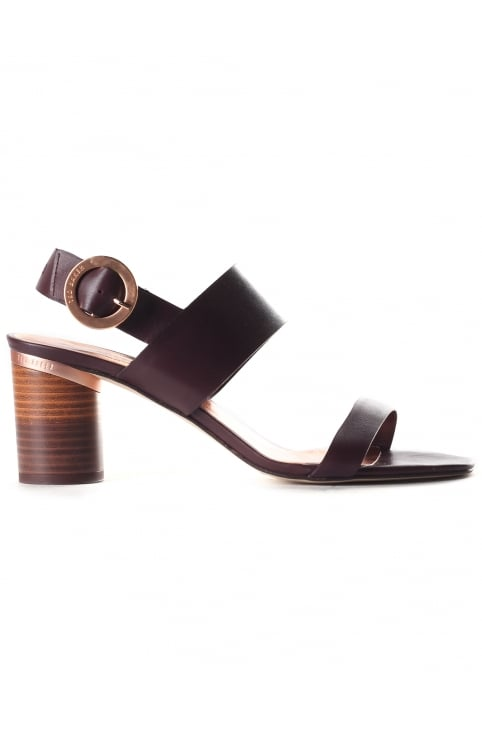 Women's Azmara Ankle Strap Leather Sandal