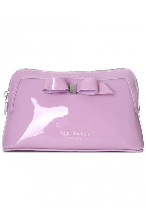 0ae940e4c Women s Cahira Bow Makeup Bag. Ted Baker Women s Cahira Bow Makeup Bag  Light Purple