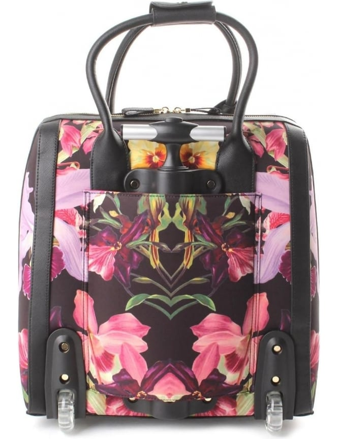 976960f55 Ted Baker Women s Donnie Lost Gardens Travel Bag Black