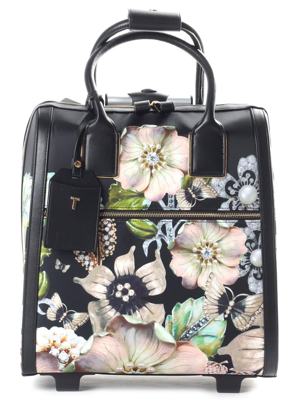 bb9a0084a06fe6 Ted Baker Women s Inez Gem Gardens Travel Bag