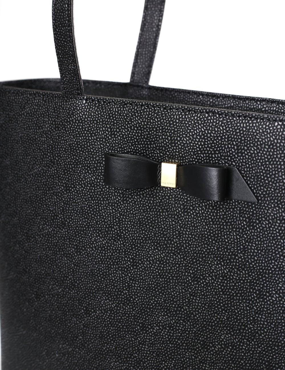 f5a8d37f5 Ted Baker Women s Jjesica Bow Detail Shopper Bag