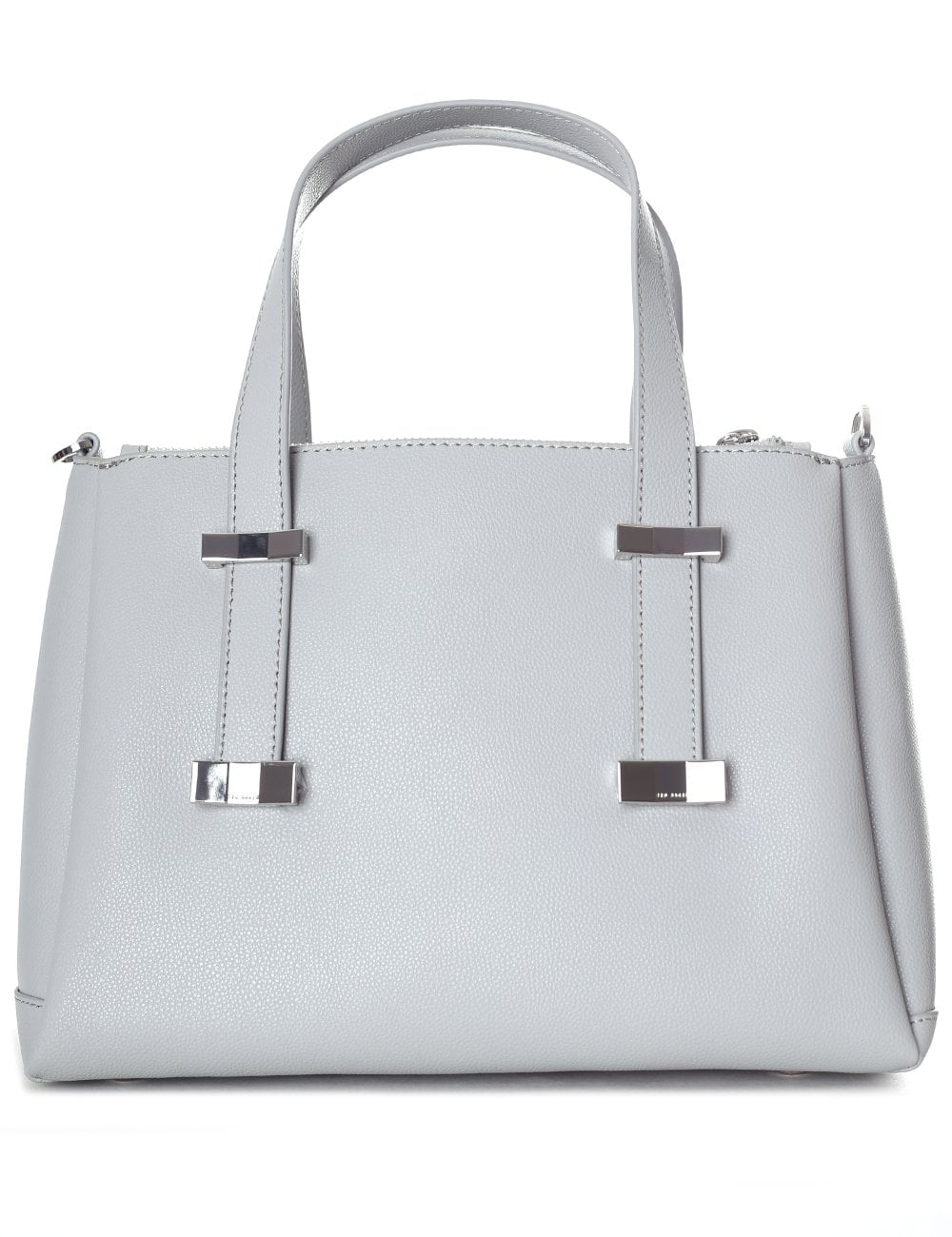 e10baefd2141 Ted Baker Women s Julieet Bow Adjustable Handle Small Tote Grey