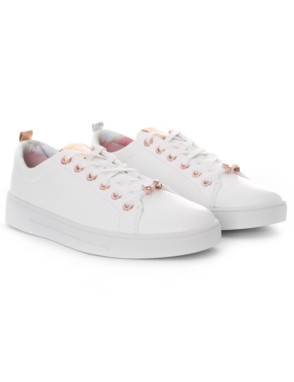 121bccd45ca64e Ted Baker Women s Kellei Leather Sneaker