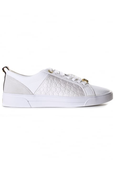 Women's Kulie Leather Trainer