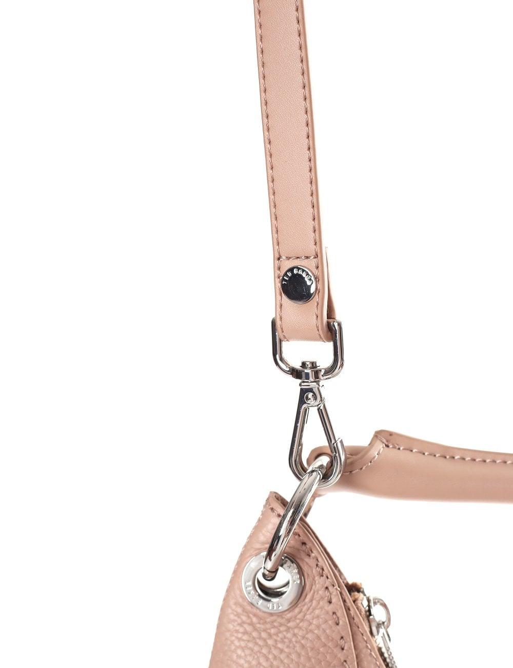 85833bb7aee0 Ted Baker Women s Mariele Stab Stitch Hobo Bag