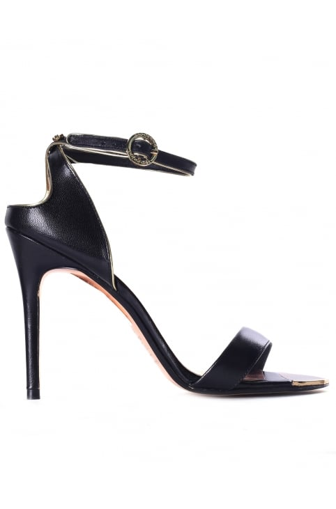Women's Mirobell Cut Out Back Heeled Sandal