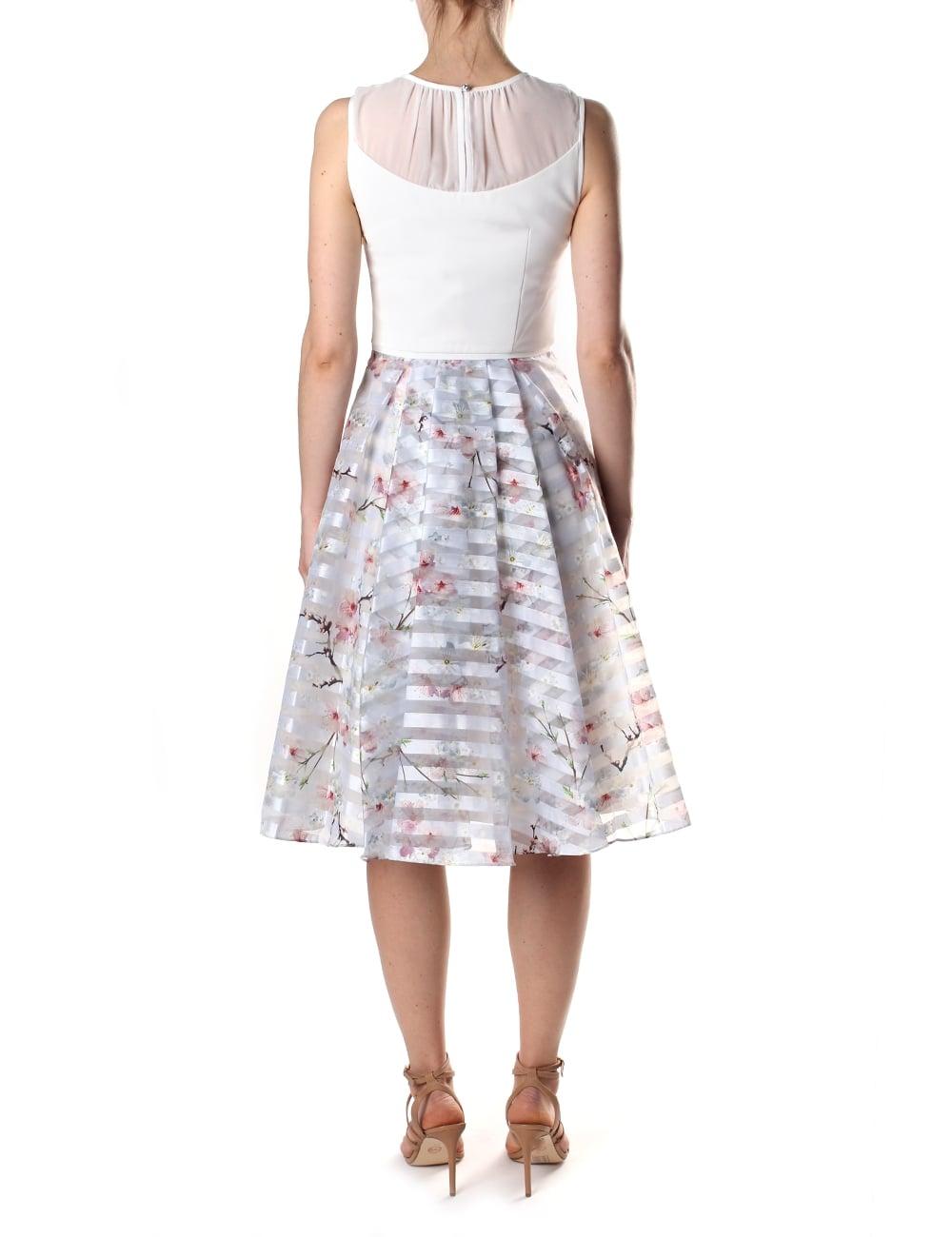 5ec07174a Ted baker womens monah oriental blossom contrast dress jpg 1000x1300 Ted  baker lavender dress