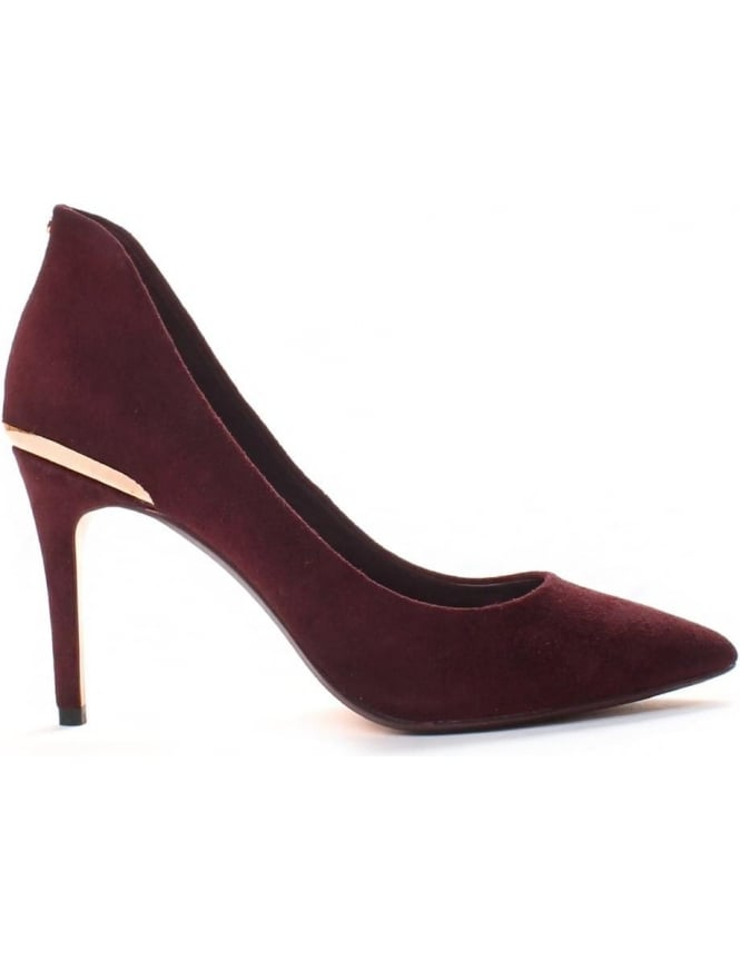Ted Baker Women's Pointed Suede Courts