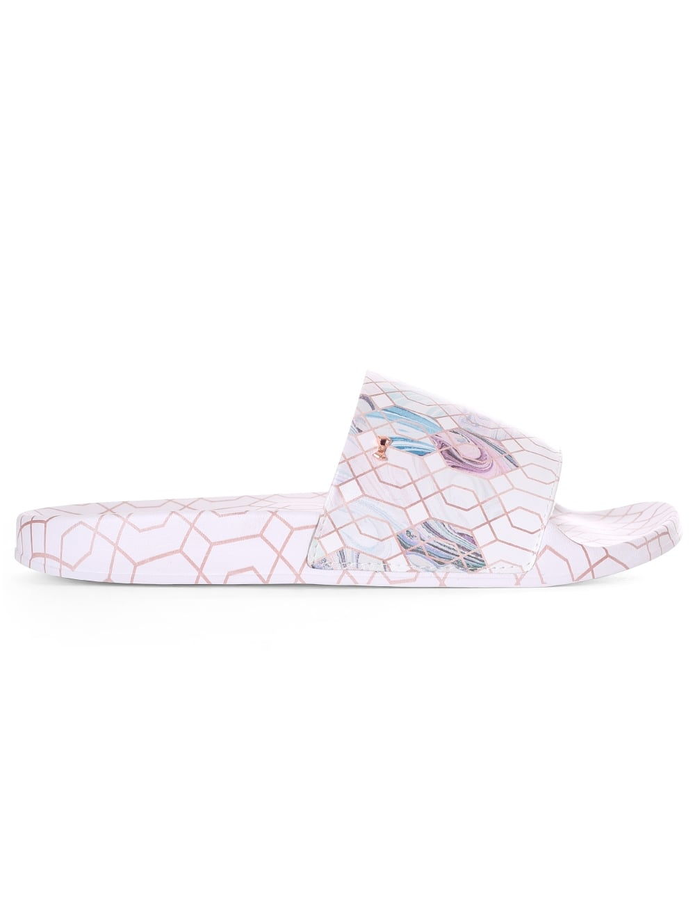 174d5bac0da8 Ted Baker Women s Printed Sliders