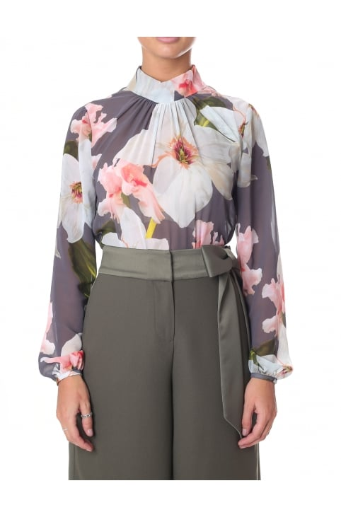 Women's Tily Chatsworth Bloom Ruched Blouse