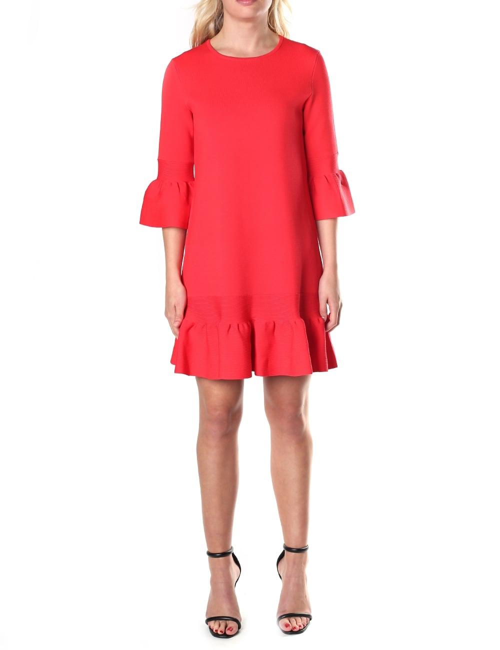 c305ab4b2 Ted Baker Women s Tynia Knitted Rib Detail Dress