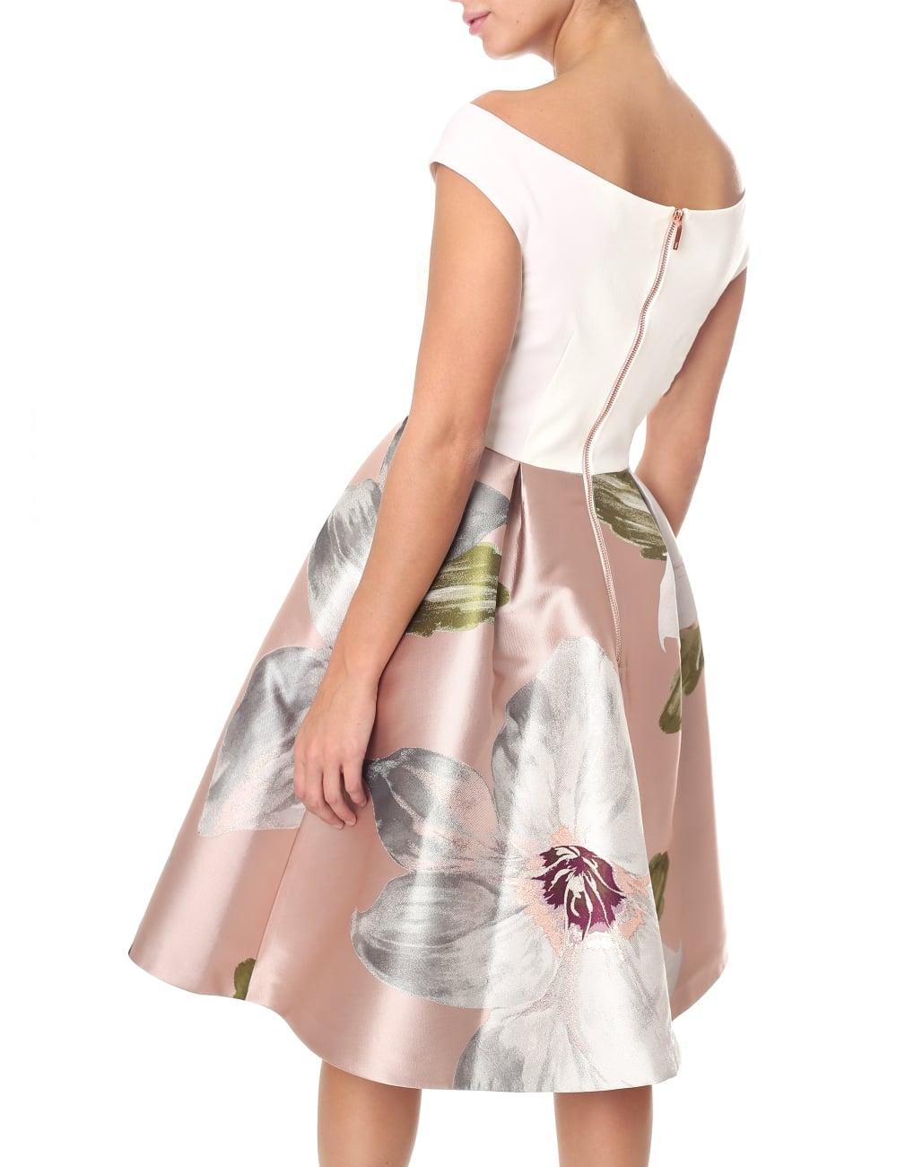 a5cbad6f2723 Ted Baker Women s Valtia Chatsworth Jacquard Full Dress