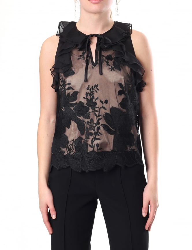 Three Floor Florent Women's Lace Top