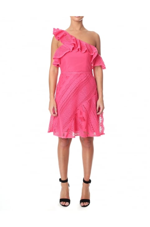 Women's Forward Frills Dress