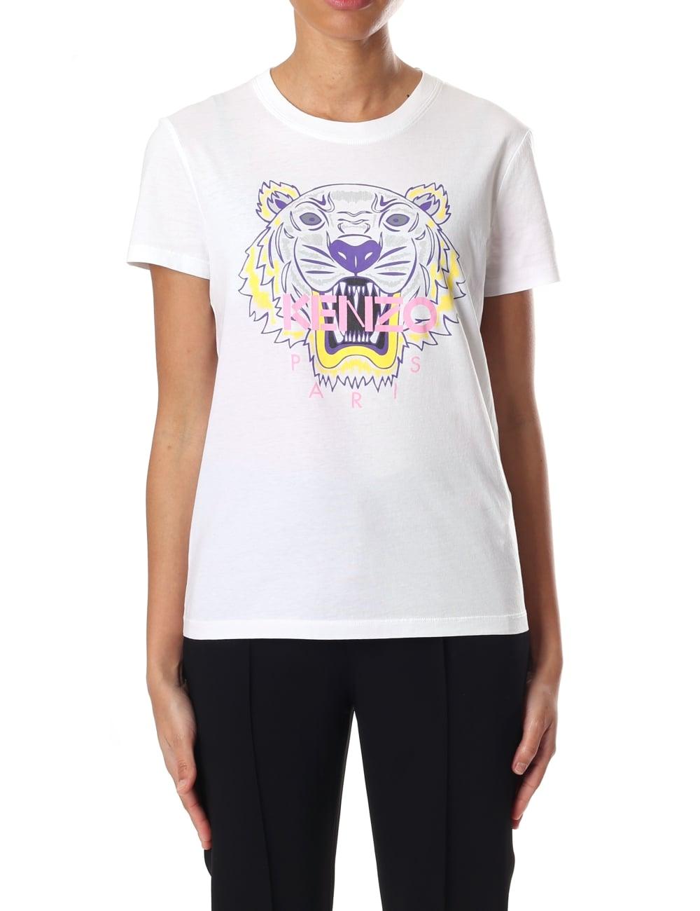 d6e9b723 Kenzo Tiger Women's T-Shirt