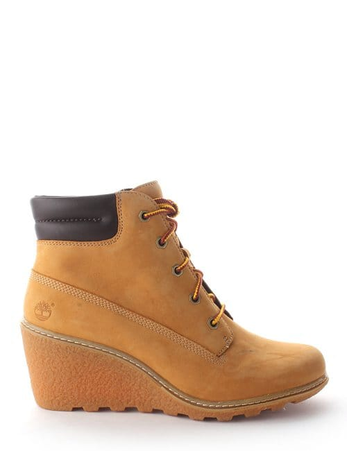 amston women Add some rugged outdoor refinement to your style with the new amston wedge boot from timberland the timberland amston wedge boot amps up any ensemble, featuring durable nubuck uppers with.