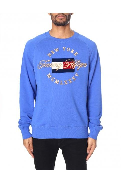fa87372fe Icon Artwork Sweatshirt. Tommy Hilfiger Men s Icon ...