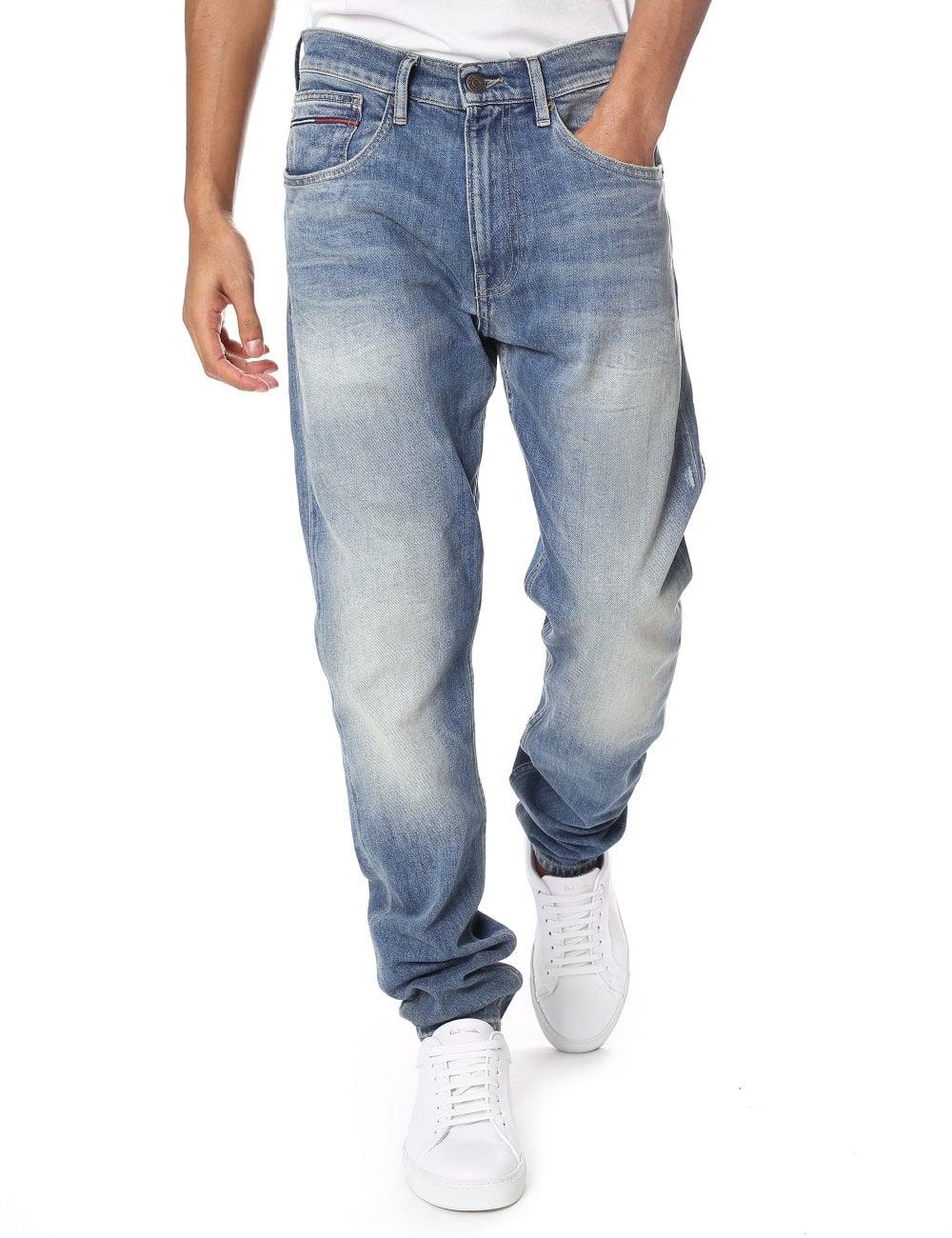 25ffe54f8 Tommy Jeans Men's Modern Tapered 1988 Jean