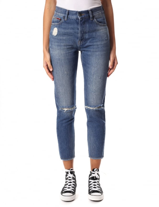Tommy Hilfiger Skinny Women's High Rise Jean