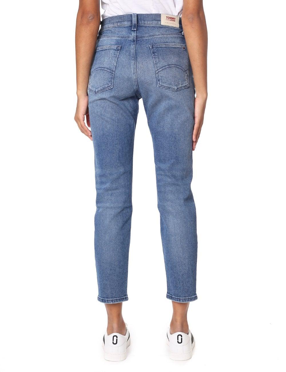 8a64e62e Tommy Hilfiger Women's High Rise Slim Izzy Jean