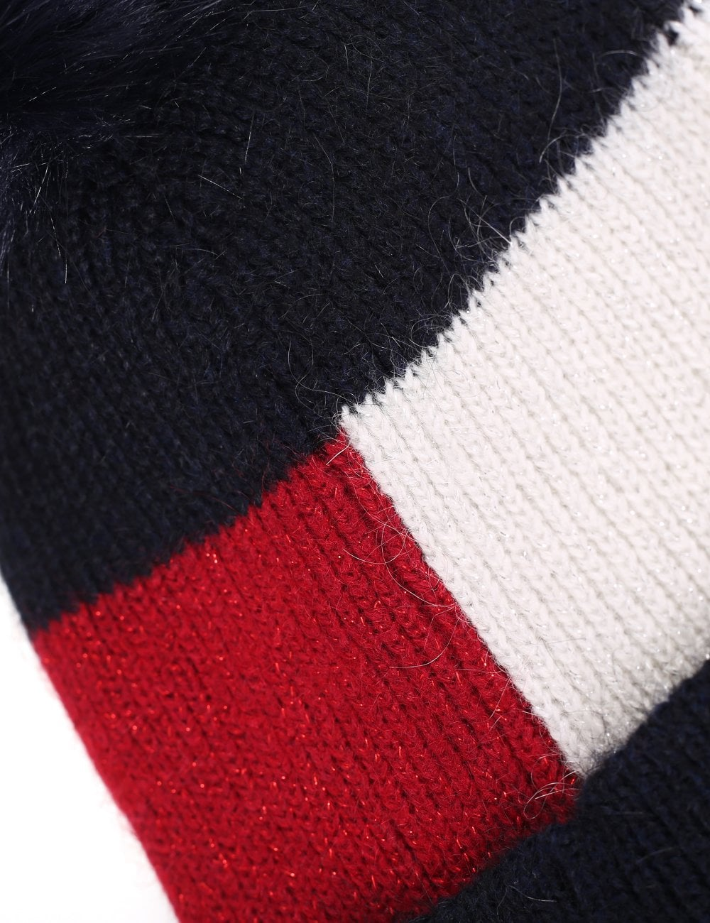 Tommy Hilfiger Women s Luxury Colorblock Beanie 6965de1b939