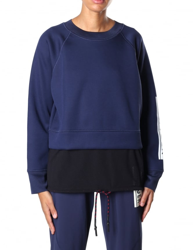 Tommy Hilfiger Women's Teddy High Neck Sweatshirt