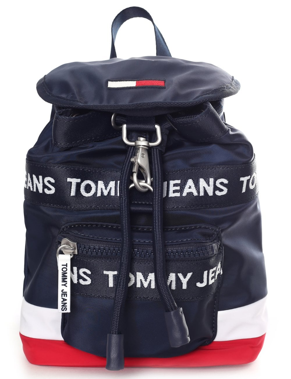 Tommy Hilfiger Women s TJ Heritage Mini Backpack Corp Mix 8cf97a180c926