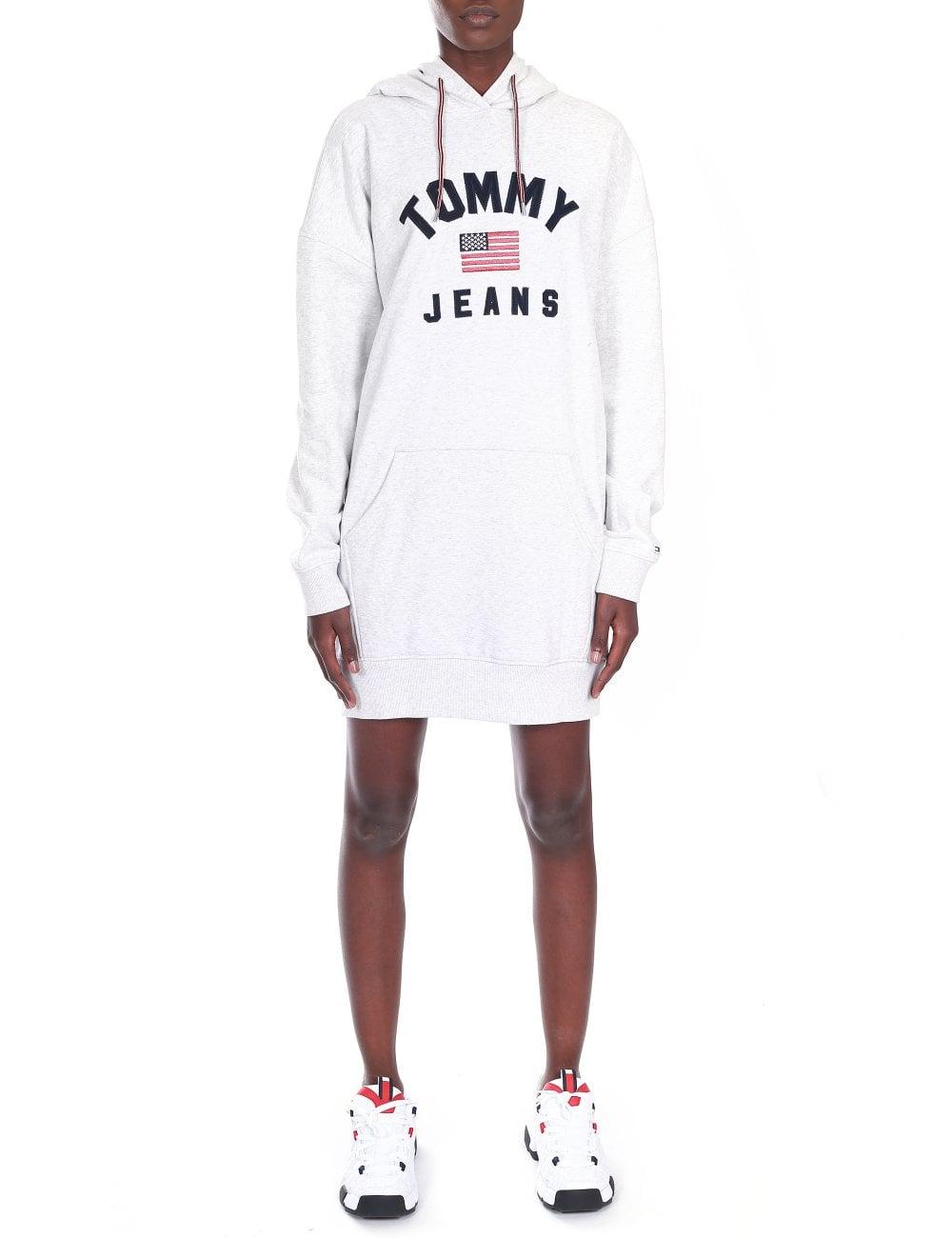 Top Design zu verkaufen gute Qualität Women's TJW Logo Hoodie Dress