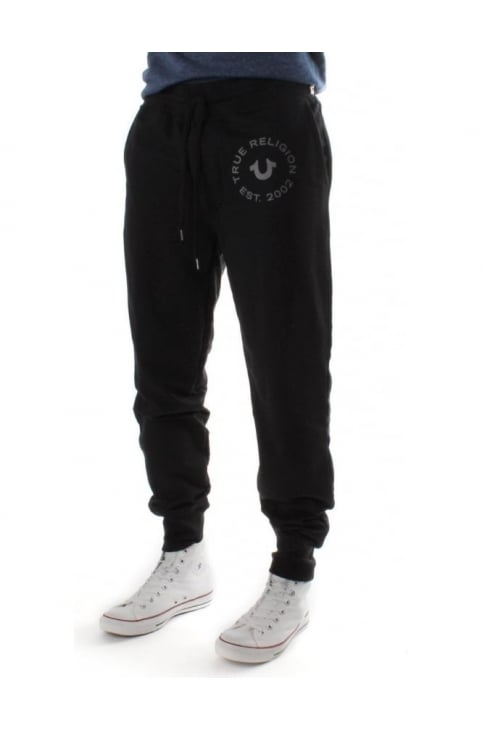 Contrast Men's Sweat Pants