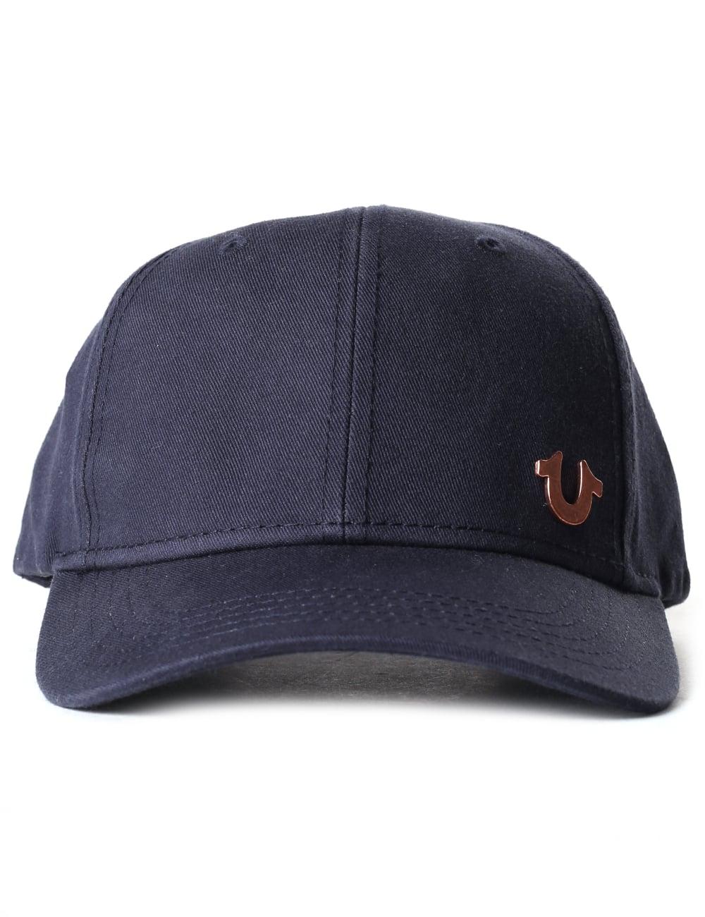 d3e3a05aad2 True Religion Core Logo Men s Baseball Cap