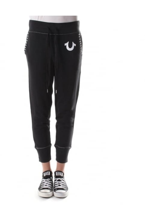 Embellished Women's Skinny Sweat Pants