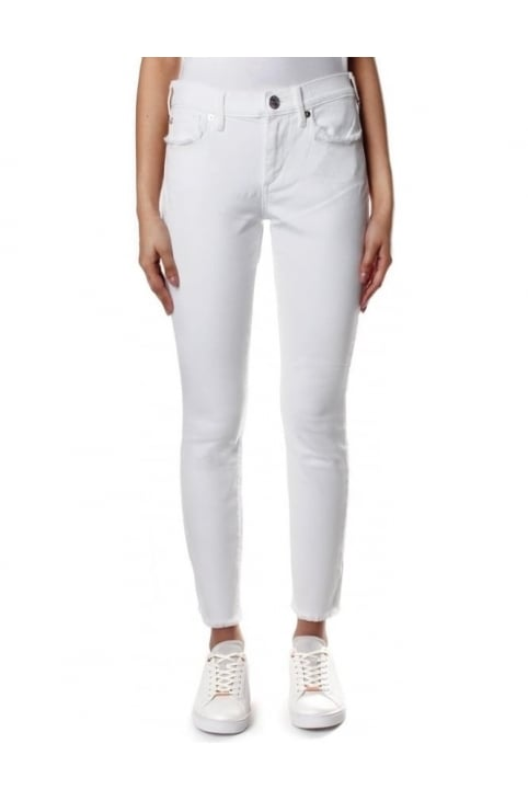 Halle Super Skinny Women's Cropped Jean
