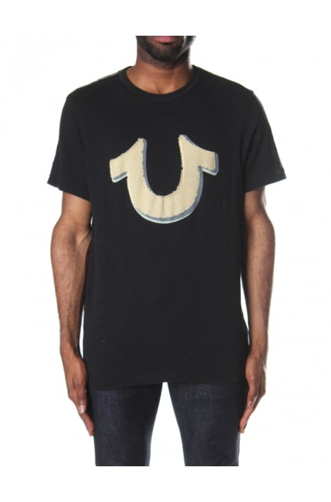 Men's Pop Art Horseshoe Tee