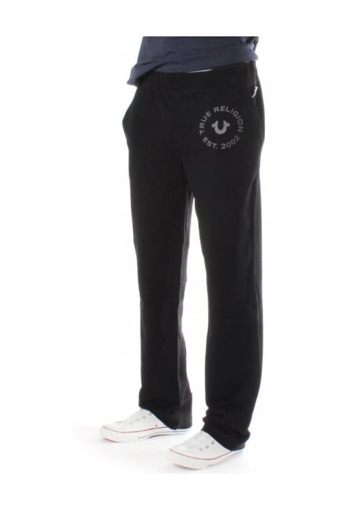 Men's Wide Leg Sweat Pants