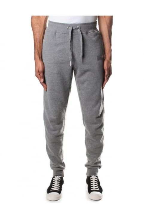 Metallic Men's Logo Sweat Pants