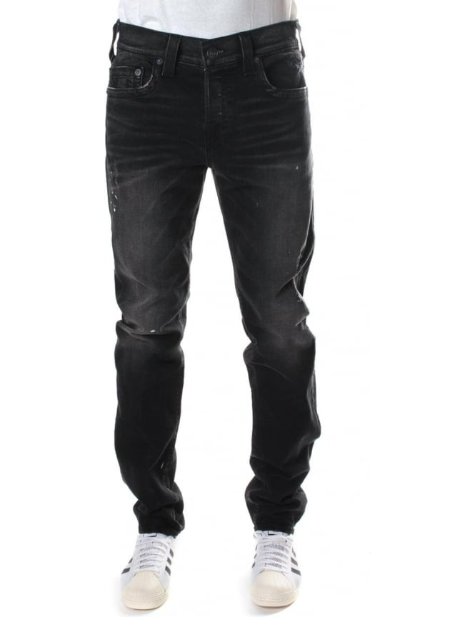 True Religion Rocco No Flap Men's Jeans