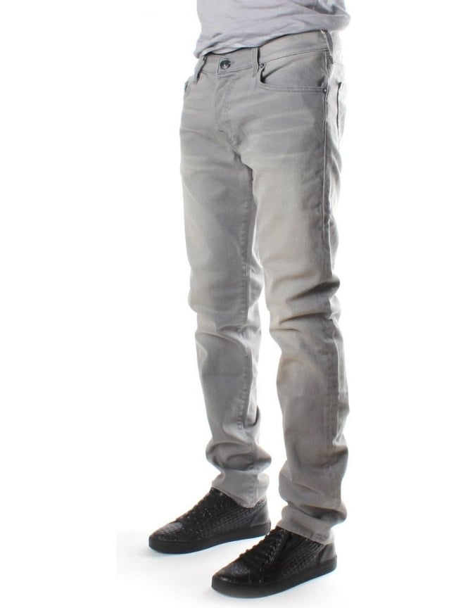 True Religion Rocco Relaxed Men's Skinny Fit Grey
