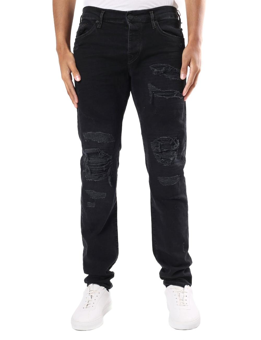 ee9e61da61 True Religion Rocco Relaxed Men's Skinny Jean