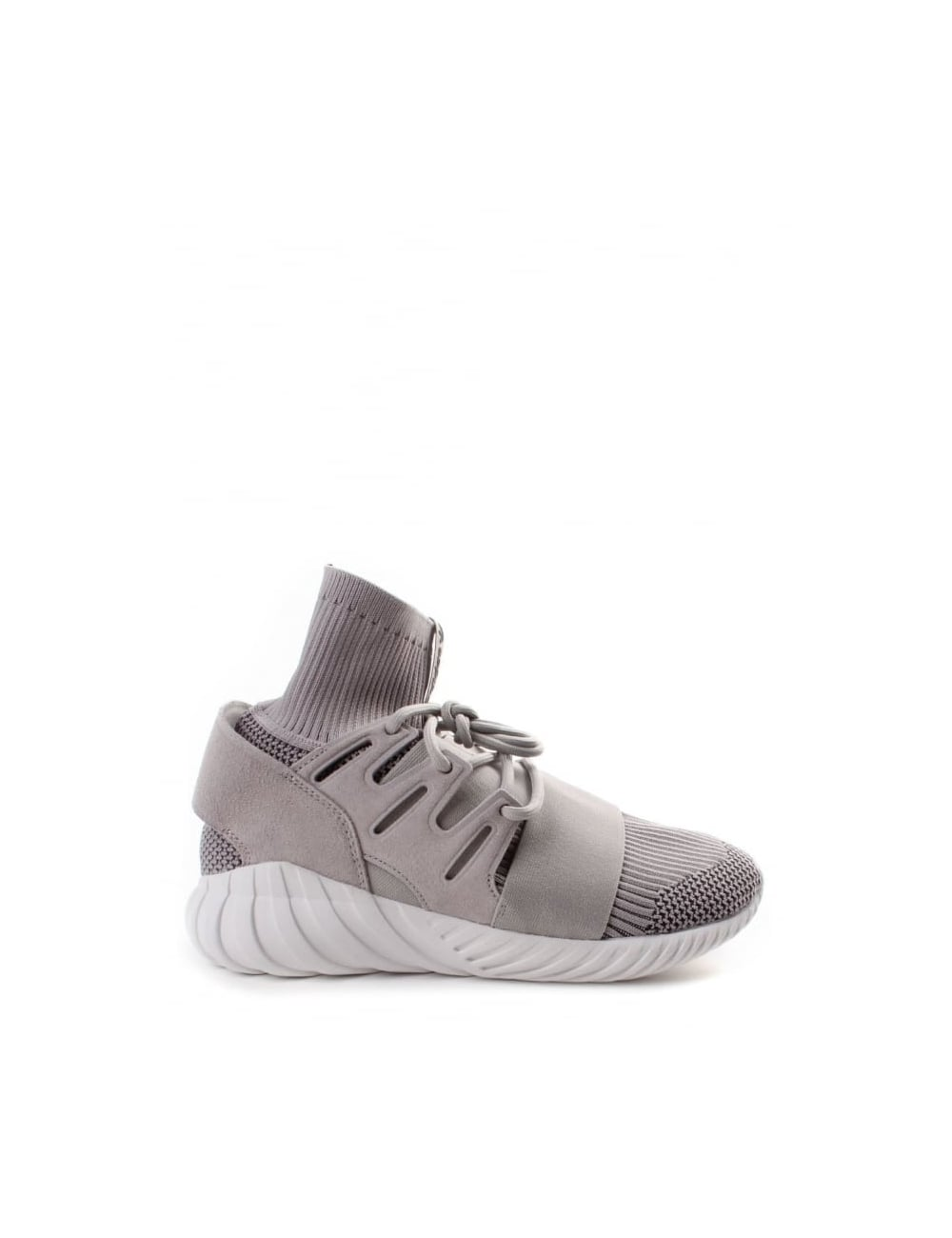 huge discount a4a2e c32b1 Adidas Tubular Men's Doom Primeknit Trainer