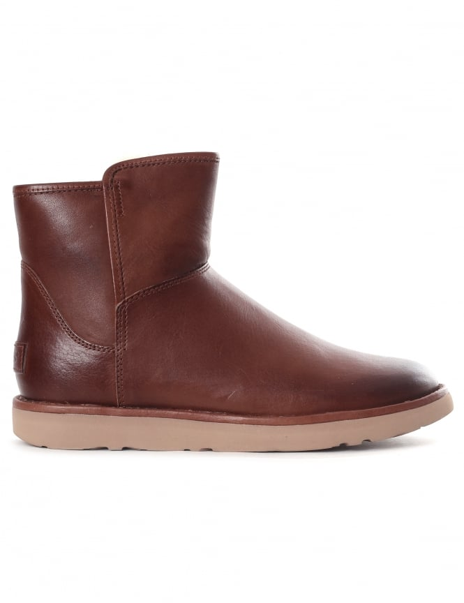 UGG Abree Women's Mini leather Boots