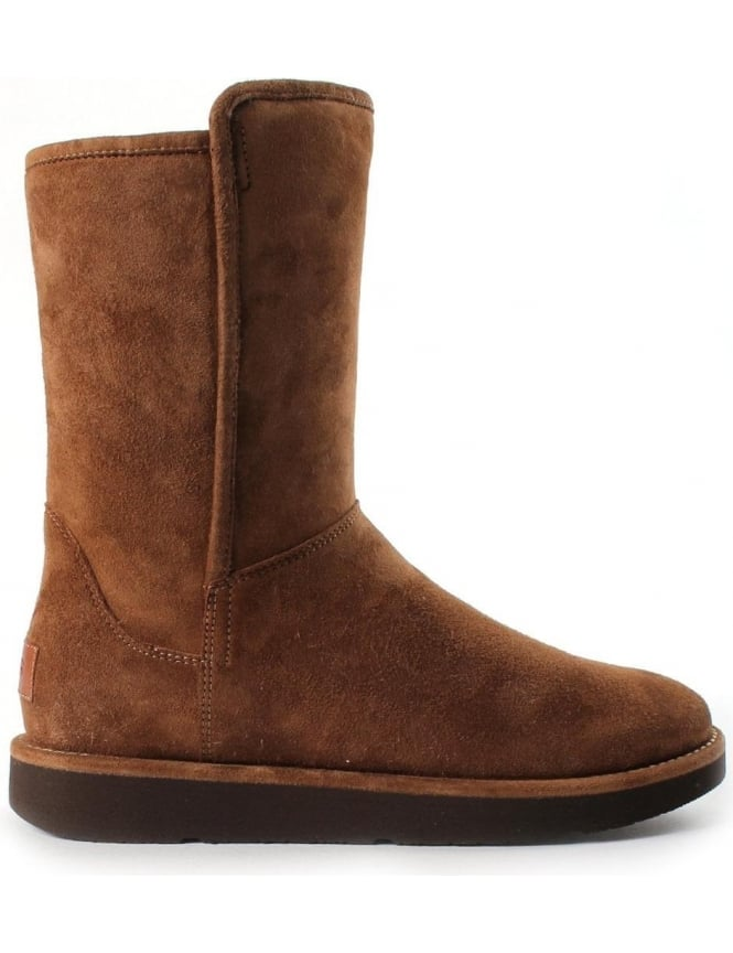 UGG Australia Abree Women's Short Boot Brown