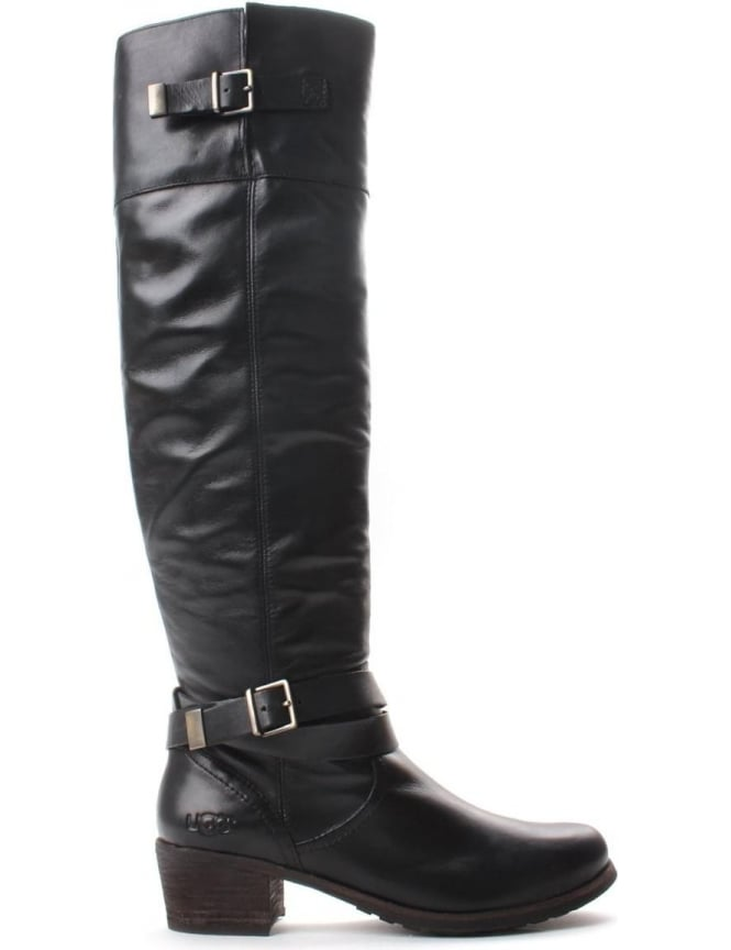 UGG Australia Bess Women's Leather Riding Boot