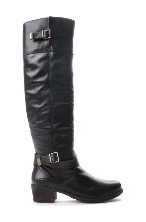 Bess Women's Leather Riding Boot