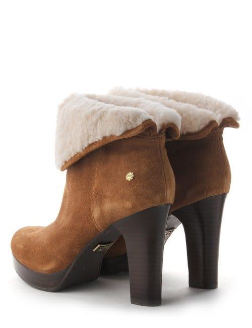 c0dbeb07d3f UGG Dandylion II Women's Suede Boot Chestnut